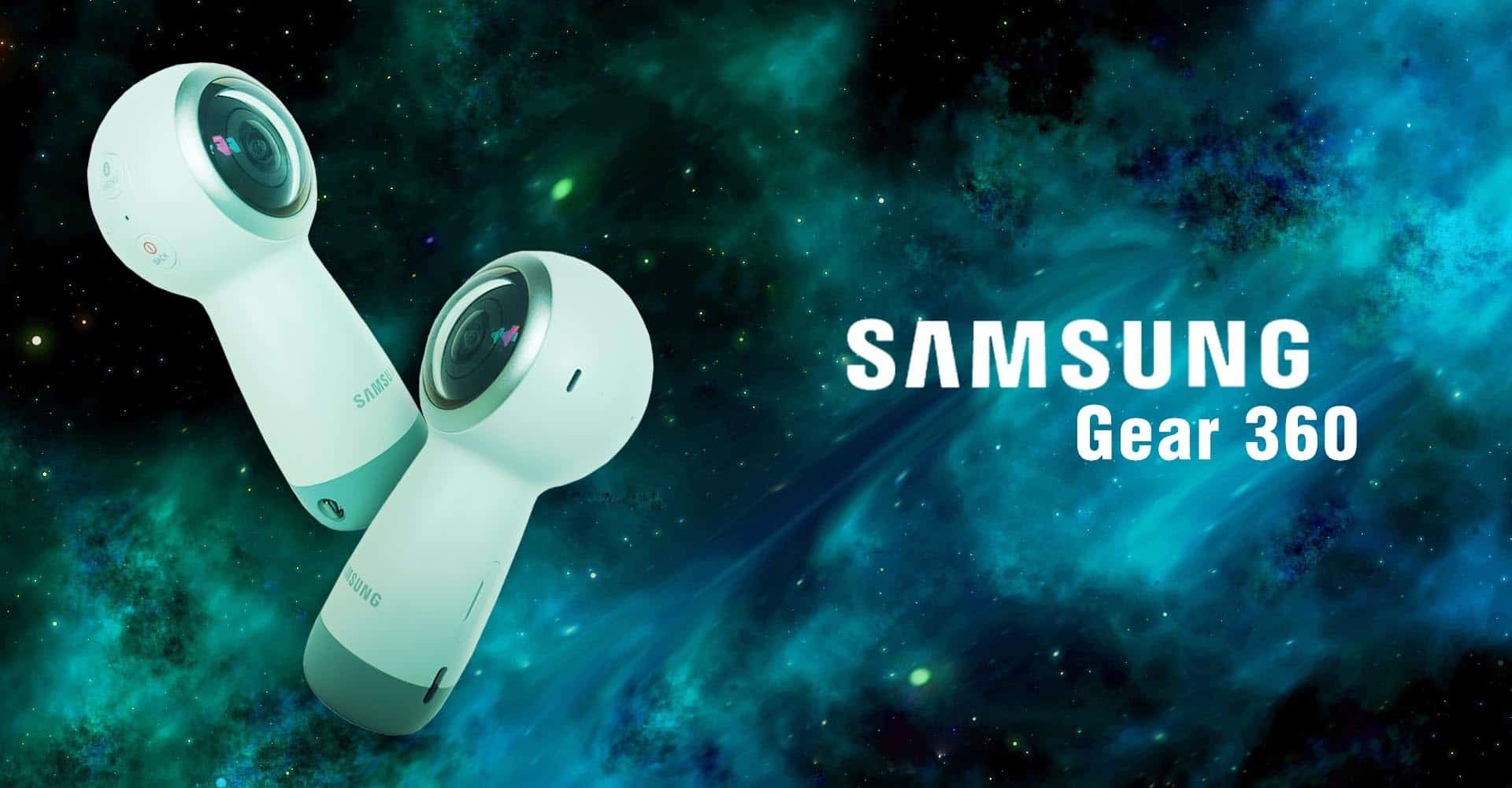 Samsung Gear 360 - Seeing from a different perspective